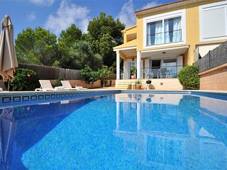 ES PAS - Beatiful Villa in Cala Pi with sea views.. EXCLUSIVE IN VILLAONLINE  -