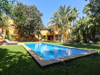 Villa Son Floriana  Son Servera a pocos metros de Cala Bona
