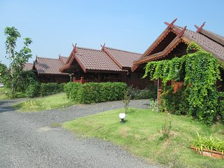 Ferien in der Nordostregion von Thailand dem sogenannten Isan.