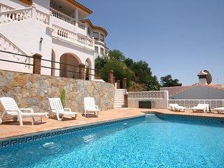 1222 - 3 bed Villa, private pool and garden, Monda - 1222