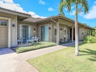 Remodeled Mauna Lani house w/ A/C, W/D, WiFi, shared pool, beach club access