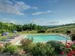 Casalalta Villa Sleeps 6 with Pool Air Con and WiFi - 5604871