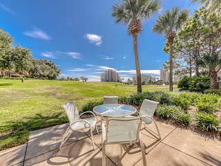 Light-filled resort townhome w/ patio - near the beach, shopping & dining!