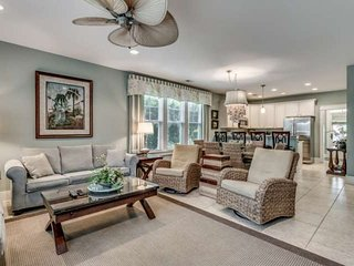 New to Rental! Incredible Home with Covered Patio in North Beach Plantation