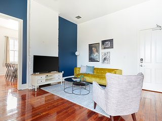 Sonder | Delachaise Row | Sunny 1BR + Balcony