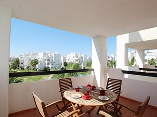 Stunning apartment in Torre Pacheco w/ WiFi, Outdoor swimming pool and 2 Bedroom