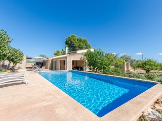 CAN SITJAR - Villa for 6 people in Porreres