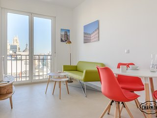 Charming Gran Via - Callao 3 - Stunning views, ideal for 2 PAX