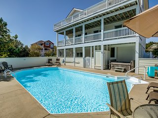 A Pirate's Paradise | 1499 ft from the beach | Dog Friendly, Private Pool, Hot T