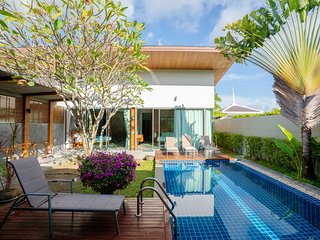 COCO4 - Stunning two bedrooms pool villa