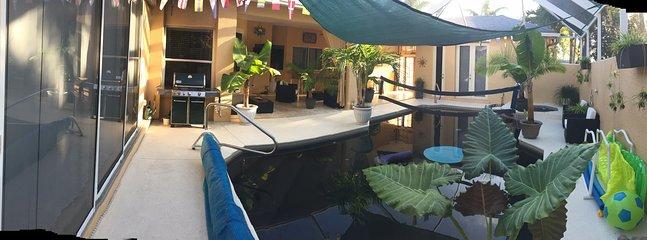 Courtyard Pool Home