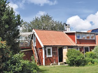 Amazing home in Harplinge w/ Sauna, WiFi and 0 Bedrooms
