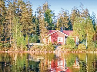 Nice home in Gnosjo w/ Sauna, WiFi and 2 Bedrooms