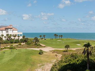 Stunning 4th Floor Signature Ocean and Golf Views - Unit 243!! New flooring!!