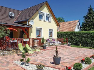 Stunning home in Balatongyörök w/ WiFi and 4 Bedrooms