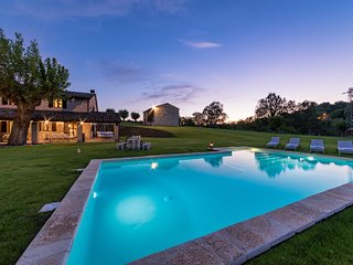 Villa Dei Gelsy - Luxury by the private river.