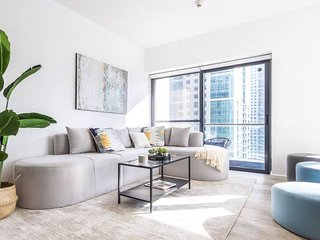 Stylish and Modern 2BR in JLT!