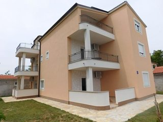 Apartment Green /A1  for 4 people in Privlaka