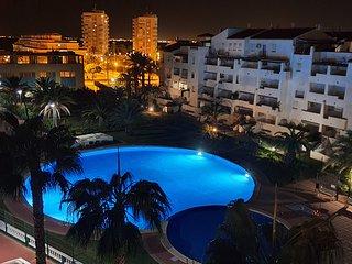 Apartamento 1 dormitorio - 3 piscinas - La Manga