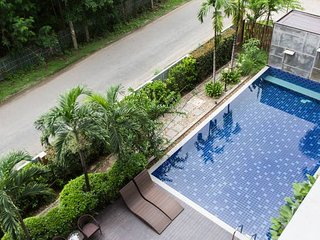 Entire home/apt in Chiang Mai City (Pool/Gym)