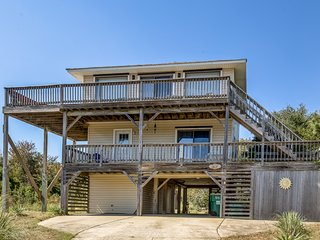 Carolina Dreamin' | 998 ft from the beach | Dog Friendly, Private Pool, Hot Tub