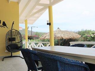 Casa di Chibi, vrijstaande vakantievilla op beveiligd resort.
