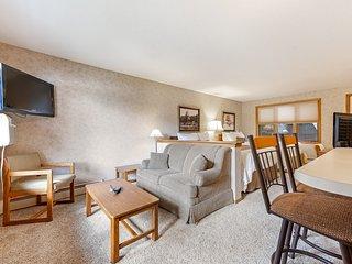 Motel-style room at historic lakefront inn w/ shared beach/dock/tennis - dogs OK