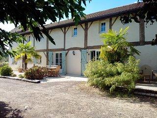 La Villa Bohème: Villa de charme 4 *, piscine, billard, baby-foot