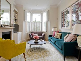 Stunning, Stylish 4Bed House in Fashionable Fulham
