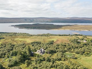 CA301 Cottage situated in Lairg