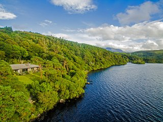 Large lakefront home with stunning 180° views! - Caragh Lake House