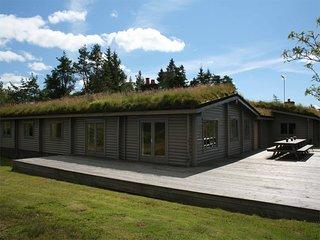 CA352 Log Cabin situated in Cumnock