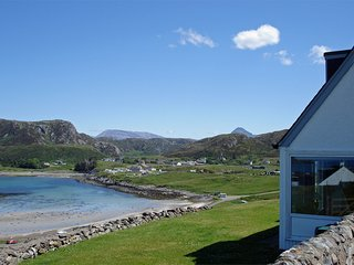 CA399 Cottage situated in Scourie