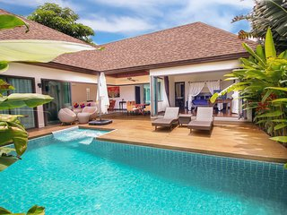 NaiHarn Dream Villa with private pool