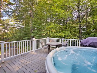 NEW! Large Home w/Game Room, 3 Mi to North Conway!