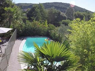 Villa in stunning location close to ArdA>che River, near Gorges