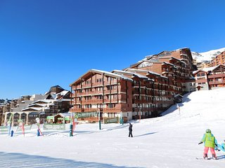 Comfortable apartment at the slopes in Val Thorens
