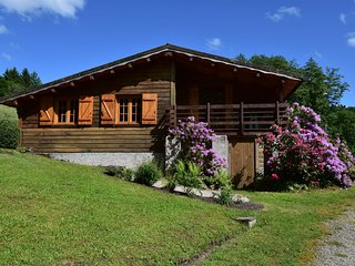 6-8 pers. chalet in the heart of the Vogezen