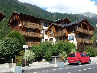 Very comfortable apartment only 250 meters from the ski lifts
