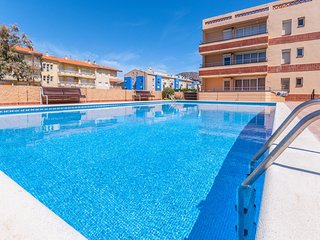 Cozy Apartment with Pool in Els Griells Spain