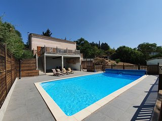 Luxurious Villa with private pool in Felines-Minervois