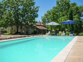 Wonderful authentic french house with private pool in a stunning location.