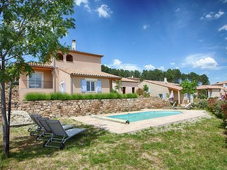 Pretty Holiday Home in Joyeuse South of France With Terrace