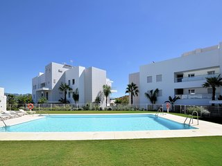 Luxury Apartment with Swimming Pool near Sea in Andalusia