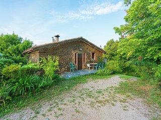 Authentic country house in nature park Montseny.