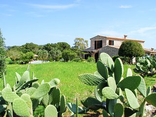 Semi-detached country house with large swimming pool near beach and nice village