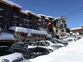 Well-furnished apartment in Méribel-Mottaret at 1800m.