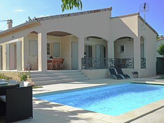 Luxury villa with private pool and breathtaking view, nearby village