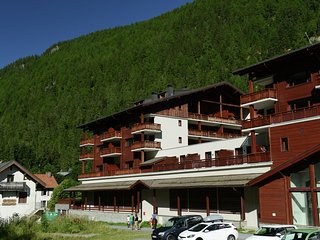 Modern apartment in the authentic Savoyard mountain village