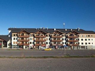 Ski chalet 6206 in winter ********* 2 sk
